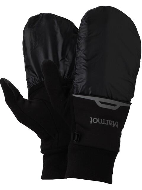 """Marmot Connect Trail Gloves Black"""